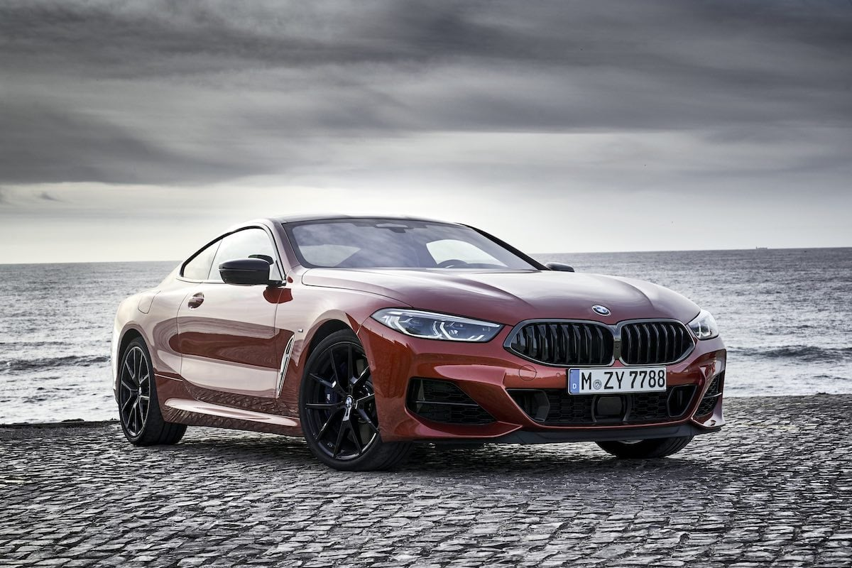 BMW 8 Series Coupe 2019