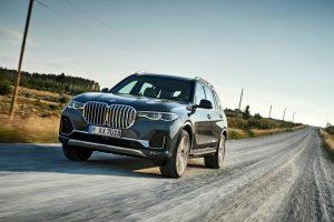 Фото BMW X7 2019