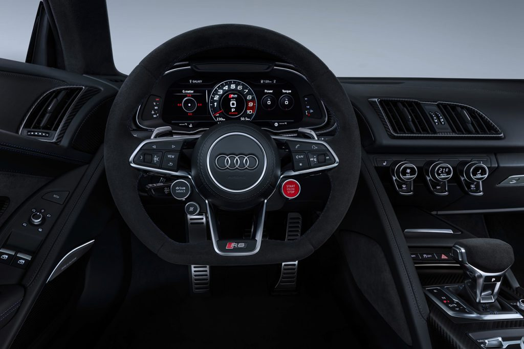 Audi R8 Coupe 2019