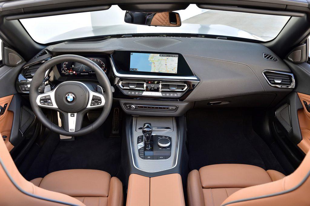 BMW Z4 Convertible 2019