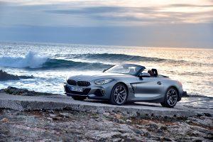 Фото BMW Z4 Convertible 2019