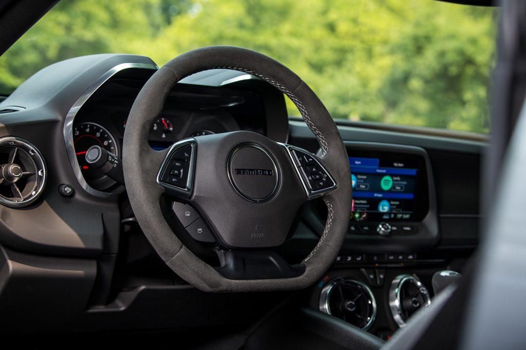 Chevrolet Camaro Turbo 1LE 2019