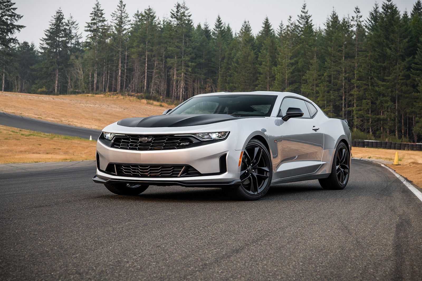 Chevrolet Camaro Turbo 1LE 2019