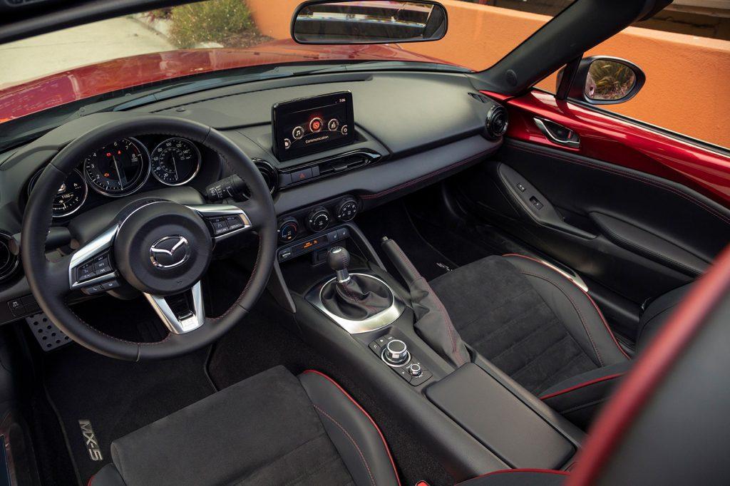 Mazda MX-5 Miata 2019