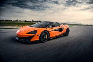 Фото McLaren 600LT Spider 2020