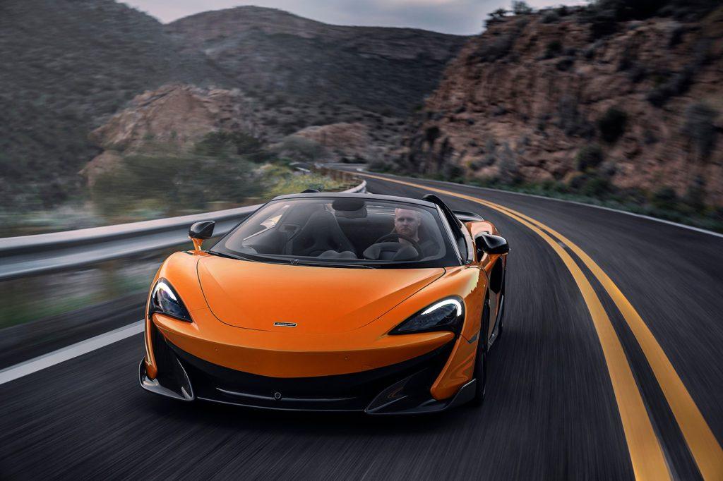 McLaren 600LT Spider 2020