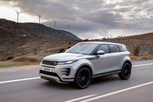 Фото Land Rover Range Rover Evoque 2020