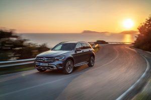 Фото Mercedes-Benz GLC-Class 2020