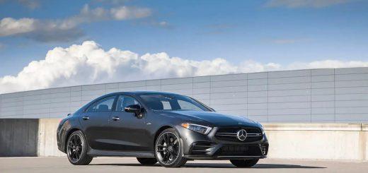 Mercedes-Benz CLS 53 AMG 2019