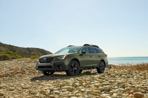 Фото Subaru Outback 2020