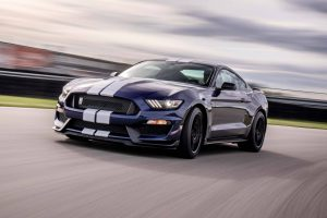 Фото Ford Mustang Shelby GT350 2019