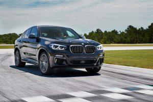 Фото BMW X4 2019