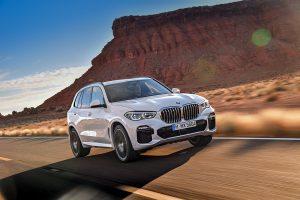 Фото BMW X5 2019