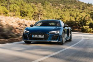 Фото Audi R8 Coupe 2019