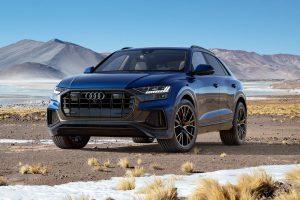 Фото Audi Q8 2019