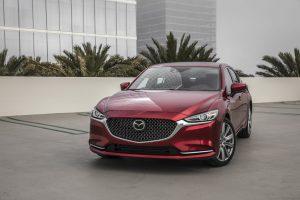 Фото Mazda 6 2019