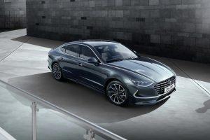 Фото Hyundai Sonata 2020