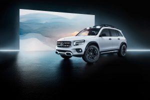 Фото Mercedes-Benz GLB 2020